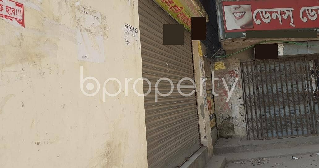 We Offer You A 200 Sq Ft Shop Space For Rent In Kachukhet.