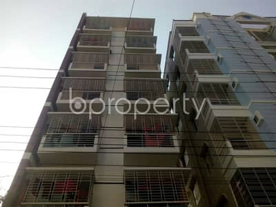 3 Bedroom Flat for Sale in Aftab Nagar, Dhaka - This 1320 Sq. Ft Flat In Aftab Nagar With A Convenient Price Is Up For Sale