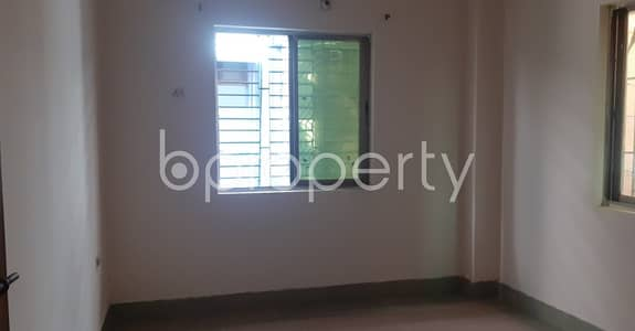 3 Bedroom Apartment for Rent in New Market, Dhaka - Grab This 1280 Sq Ft Beautiful Flat Is Vacant For Rent In Elephant Road