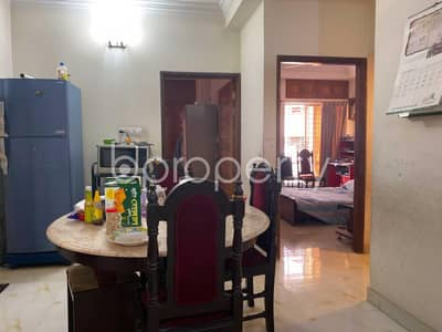 3 Bedroom Flat for Sale in Rampura, Dhaka - In East Rampura, An Exquisite Apartment Of 1120 Sq Ft 3-Bedroom Is Now For Sale