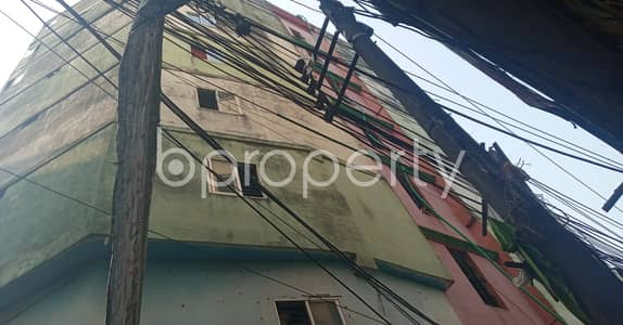 1 Bedroom Flat for Rent in Halishahar, Chattogram - Be the dweller of this beautiful 500 SQ FT residential flat vacant for rent at 39 No. South Halishahar Ward
