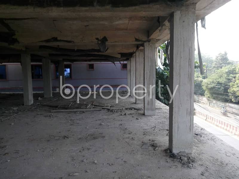 2700 Sq Ft Ready Commercial Open Floor Rent At Bayezid