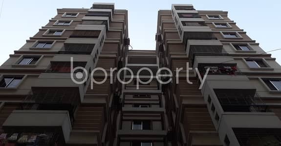 3 Bedroom Apartment for Rent in New Market, Dhaka - This suitable 1878 SQ FT residential flat is waiting to get rented at New Market