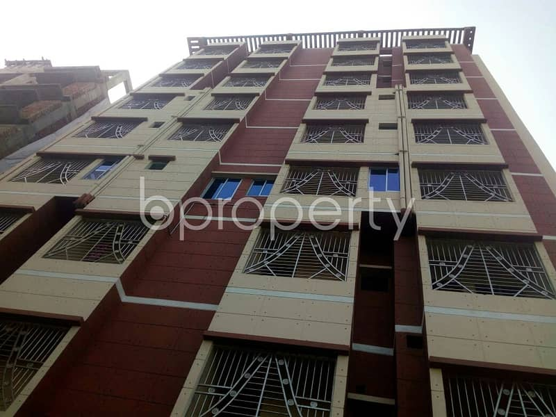 Prominent Location Of Nasirabad Properties R/a, A 3 Bedroom Beautiful Apartment Is Waiting For Rent