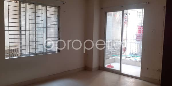 3 Bedroom Flat for Rent in Ibrahimpur, Dhaka - Well Organized Flat Of 1400 Sq Ft 3 Bedroom, Is Waiting For Rent In Ibrahimpur