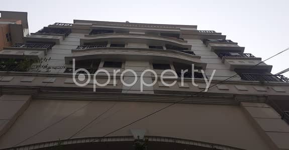 3 Bedroom Apartment for Rent in Bashundhara R-A, Dhaka - In Bashundhara R-a, An Exquisite Apartment Of 3 Bedroom Is Now Up For Rent