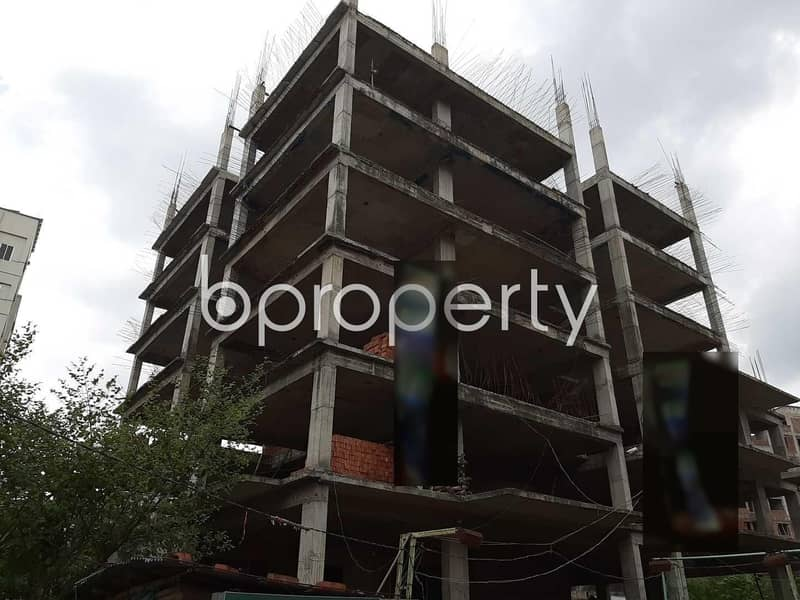 Very Near To Blooming Flower International School and College In Uttara A Residential Apartment For Sale.