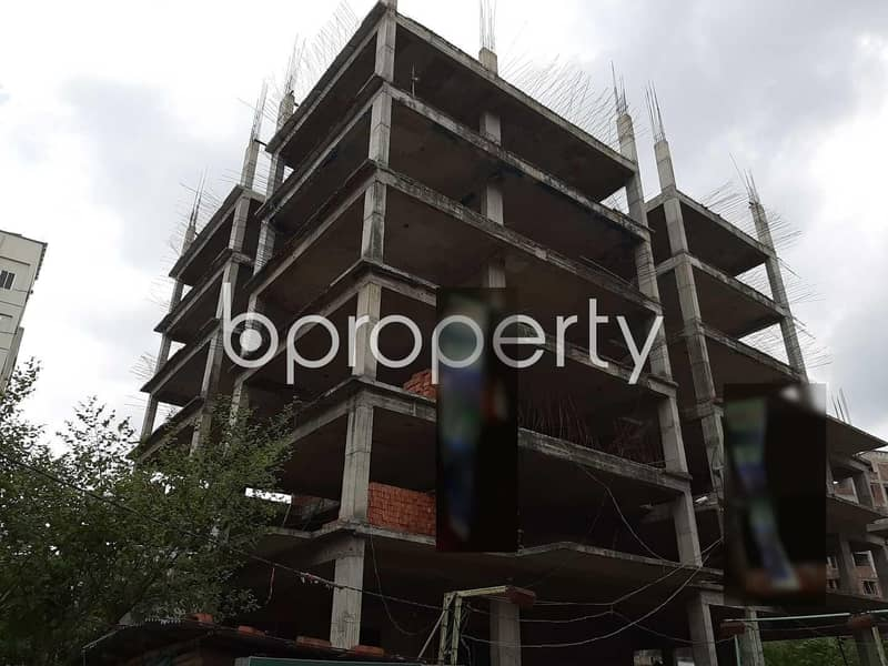 Close To Blooming Flower International School and College This Residential Apartment For Sale In Uttara .