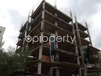 A Beautiful 1350 Sq Ft Apartment Is Up For Sale At Uttara Sector 10.