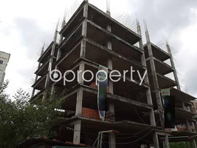 Grab This 1350 Sq Ft Beautiful Flat Is Vacant For Sale In Tokyo City, Uttara