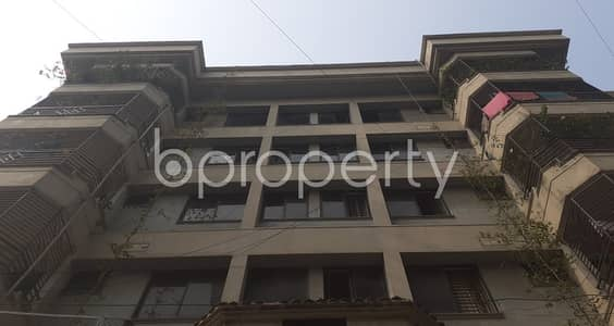 3 Bedroom Flat for Rent in Banasree, Dhaka - Live In This Well Designed Flat Of 1100 Sq Ft Which Is Up For Rent In Banasree