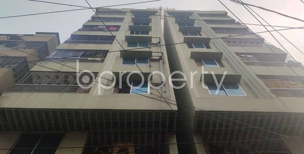 3 Bedroom Apartment for Rent in Kalabagan, Dhaka - Reside Conveniently In This 1300 Sq Ft Well Constructed Flat For Rent In Kalabagan Near Bashir Uddin Road Jame Mosjid