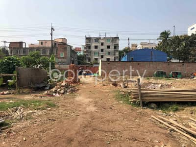 Plot for Rent in Bayazid, Chattogram - A 50 Katha Commercial Property Is Up For Rent In Textile Gate, Bayazid