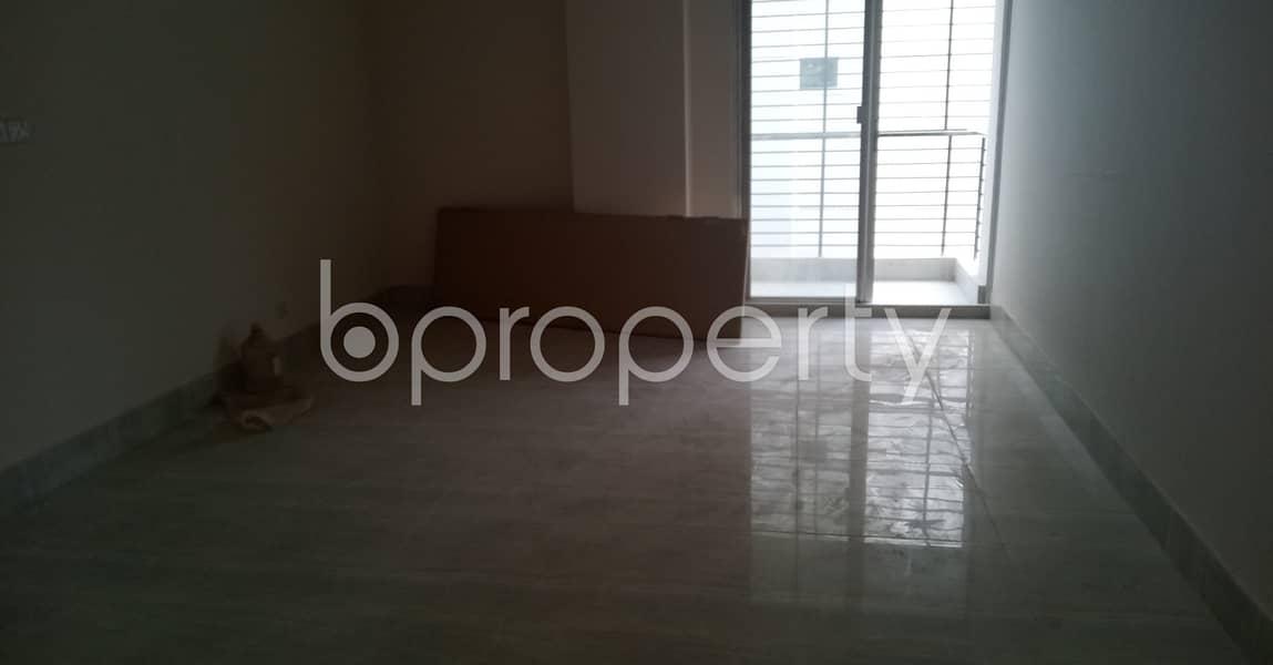 You can find a wonderful 1600 SQ FT flat for sale in Uttara 4