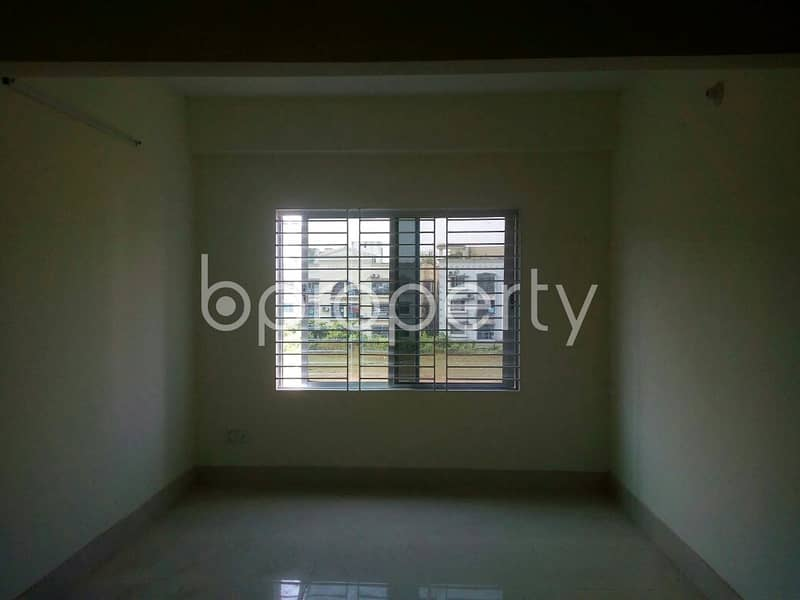 A very beautiful 1200 SQ FT flat is now available for rent in Nasirabad Properties Residential Area