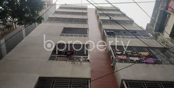 2 Bedroom Flat for Rent in Kalabagan, Dhaka - Comfy Flat Covering An Area Of 1150 Sq Ft Is Up For Rent In Lake Circus Road