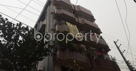2 Bedroom Flat for Rent in Khilkhet, Dhaka - In The Location Of Khilkhet, A Comely Home Of 2 Bedroom Is Ready To Rent