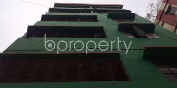 2 Bedroom Flat for Rent in Ibrahimpur, Dhaka - Available In Ibrahimpur , A 700 Sq. Ft Apartment For Rent, Beside To Ibrahimpur Primary School.