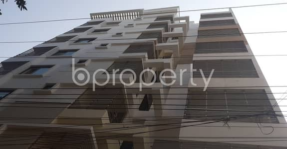 4 Bedroom Apartment for Rent in 9 No. North Pahartali Ward, Chattogram - Make your residence in a 2300 SQ FT rental home at Road No 1, 9 No. North Pahartali Ward