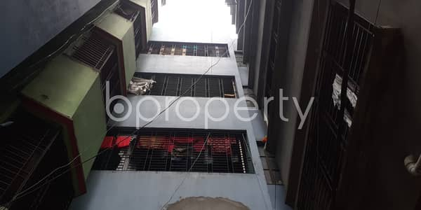 2 Bedroom Apartment for Rent in Ibrahimpur, Dhaka - Acquire This 2 Bedroom Living Space For Your New Residence In A Nice Location Of Ibrahimpur Is Up For Rent.