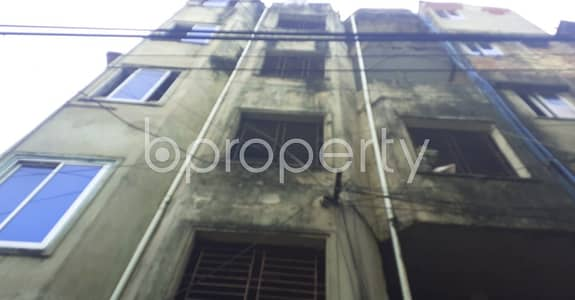 1 Bedroom Flat for Rent in 30 No. East Madarbari Ward, Chattogram - Be the occupant of this 500 SQ FT residential home vacant for rent at 30 No. East Madarbari Ward