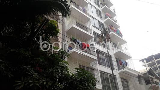 Be the occupant of this 1300 SQ FT residential home vacant for rent at North Halishahar Ward