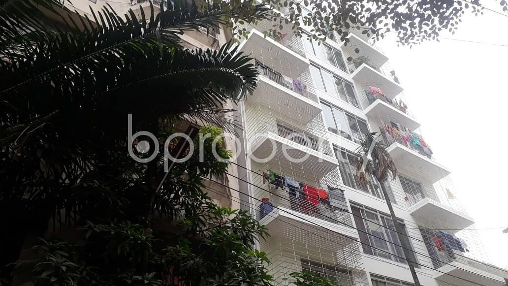 Express Your Individuality At This 1300 Sq. ft-3 Bedroom Apartment Which Is Vacant For Rent In The Location Of Halishahar