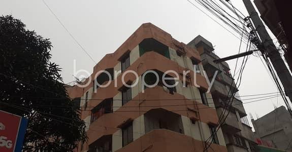 2 Bedroom Flat for Rent in Khilkhet, Dhaka - Tastefully Designed This 720 Square Feet Medium Size Apartment Is Now Vacant For Rent In Khilkhet Close To Khilkhet Bazar Masjid.