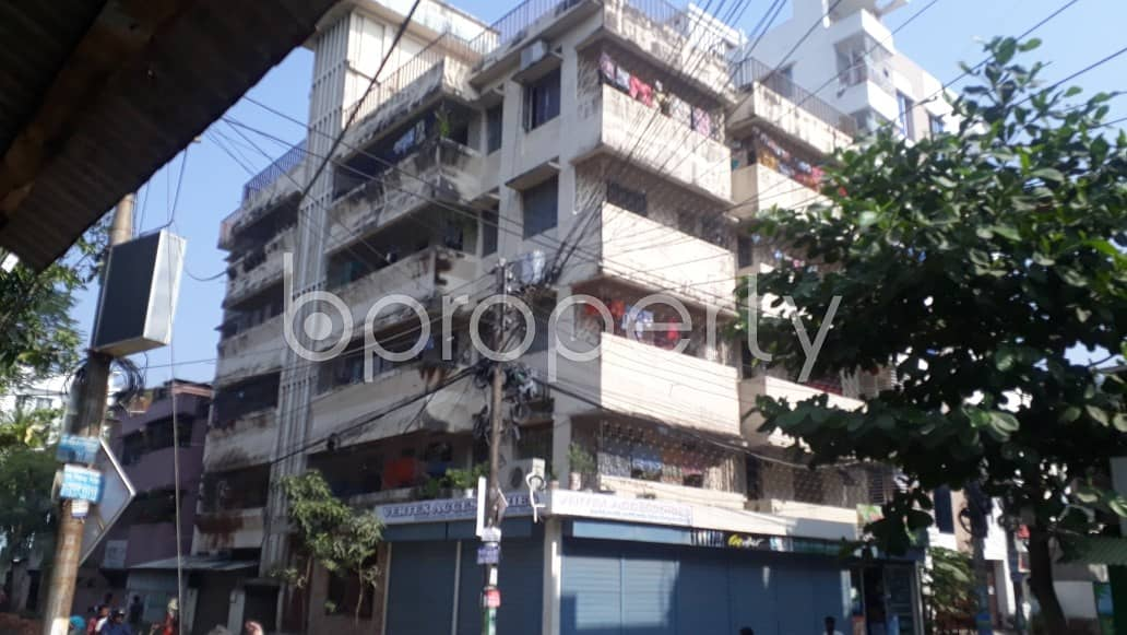 Noteworthy Residential Property Is Open For Rent In Halishahar Housing Estate Of 700 Sq Ft Is Available.