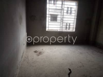 3 Bedroom Flat for Sale in Mirpur, Dhaka - You can find a wonderful 1160 SQ FT flat for sale in Mirpur 7