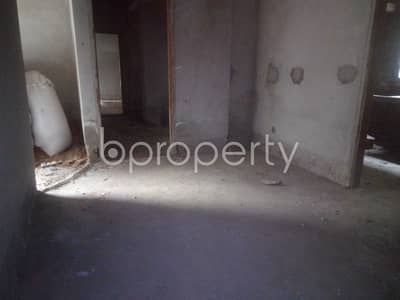 3 Bedroom Flat for Sale in Mirpur, Dhaka - You can find a wonderful 1160 SQ FT flat for sale in Mirpur, Milk Vita Road