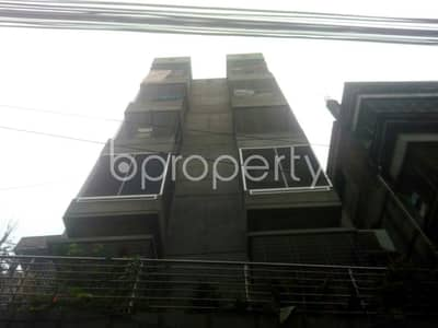1 Bedroom Flat for Rent in Badda, Dhaka - Situated In Adarsha Nagar Badda, A 550 Sq Ft Apartment Is Up For Rent