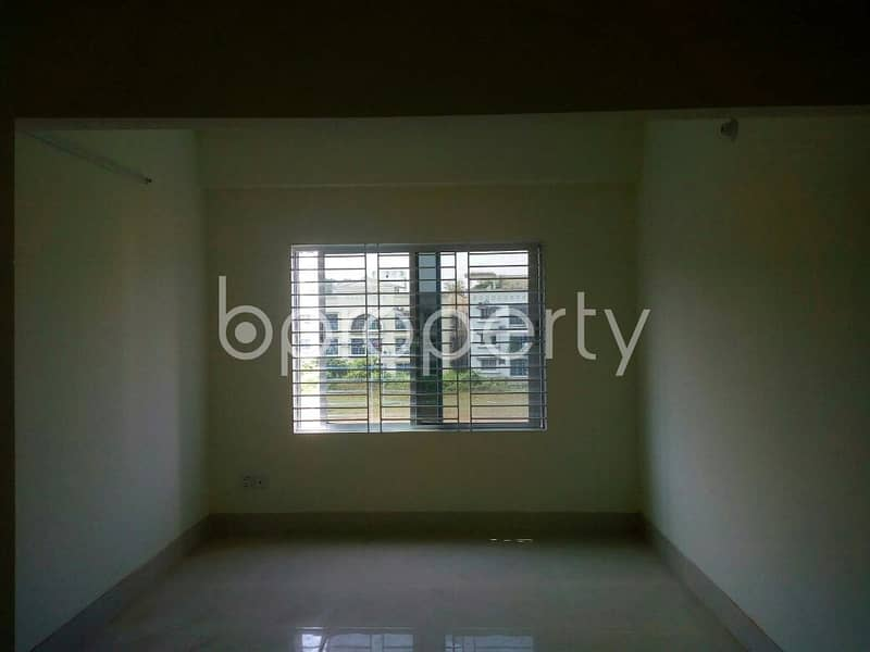 A 1200 Sq. ft Spacious Nasirabad Properties Residential Area Apartment Is Up For Rent.