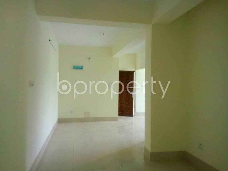 1200 Sq. ft Luxurious Apartment Ready For Rent Nasirabad Properties Area.