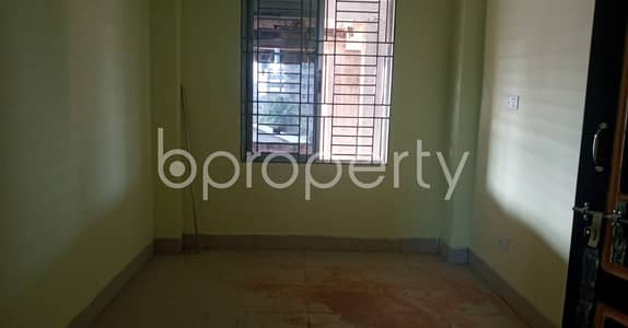 2 Bedroom Flat for Rent in 11 No. South Kattali Ward, Chattogram - Comfortable And Well-constructed 1000 Sq. Ft Flat Is Ready For Rent At Shapla R/A.