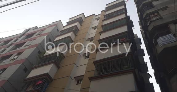 2 Bedroom Flat for Rent in Dakshin Khan, Dhaka - A Beautiful 900 Sq Ft Apartment Is Up For Rent At Ashkona Close To Baitul Mahafuj Masjid