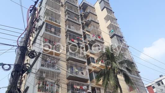 Get Comfortable In A 1200 Sq Ft Nice Flat For Rent In Halishahar Housing Estate