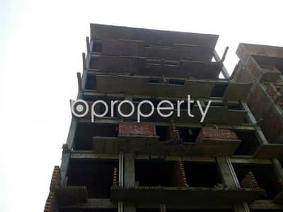 3 Bedroom Apartment for Sale in Aftab Nagar, Dhaka - A Well-Maintained Residence Of 1550 Sq Ft Is Prepared For Sale In Aftab Nagar