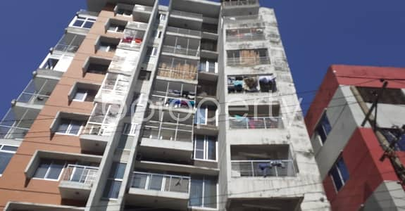 1 Bedroom Apartment for Rent in Kazir Dewri, Chattogram - A Well Defined Flat Of 600 Sq Ft In Kazir Dewri Is Available For Rent