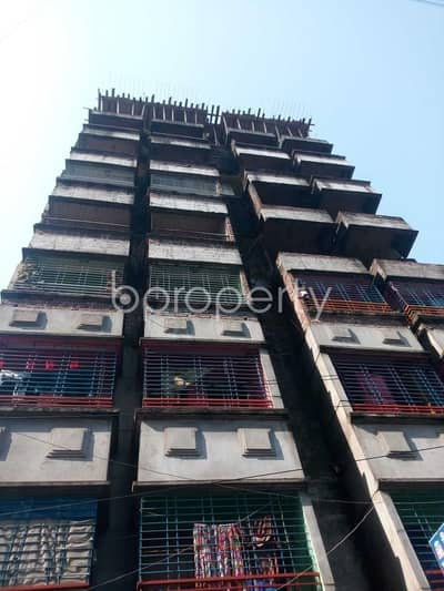 2 Bedroom Apartment for Sale in Gazipur Sadar Upazila, Gazipur - A Well Defined Flat Of 900 Sq Ft In Tongi Is Available For Sale