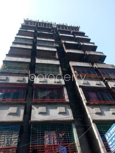 2 Bedroom Flat for Sale in Gazipur Sadar Upazila, Gazipur - At Tongi, Suitable Apartment Is Up For Sale Which Is 800 Sq Ft