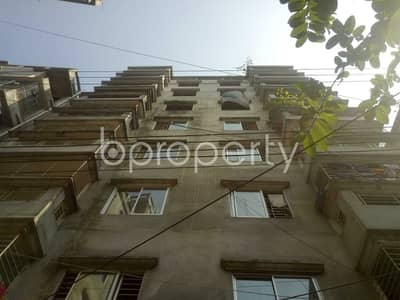 3 Bedroom Apartment for Sale in Badda, Dhaka - Well Facilitated 1100 Sq Ft Residence Is Available To Sale In Middle Badda