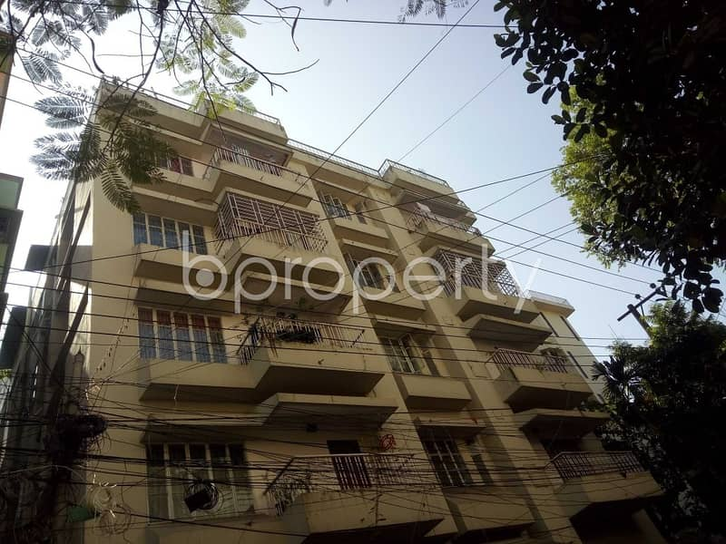 This convenient 900 SQ FT apartment for residential purpose is waiting to get rented at Sugandha Residential Area