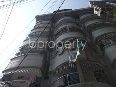 2 Bedroom Flat for Rent in Kuril, Dhaka - This convenient 750 SQ FT apartment for residential purpose is waiting to get rented at Kuril