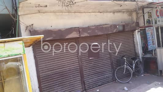 Shop for Rent in Halishahar, Chattogram - 270 Sq Ft Shop Space Is For Rent In 26 No. North Halishahar Ward
