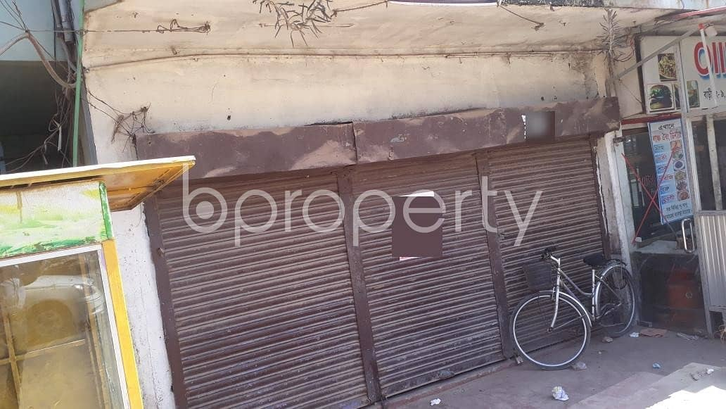 270 Sq Ft Shop Space Is For Rent In 26 No. North Halishahar Ward