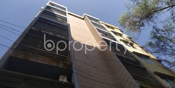 3 Bedroom Apartment for Sale in Bayazid, Chattogram - For Sale Covering An Area Of 1450 Sq Ft In Bayazid, A Living Space Is Situated.