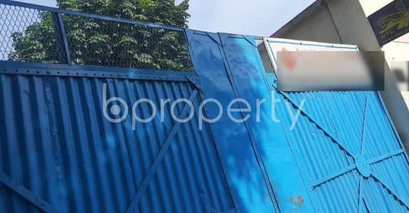 Warehouse for Rent in Tejgaon, Dhaka - In Tejgaon Industrial Area, A 1140 Square Feet Commercial Warehouse Is Vacant For Rent