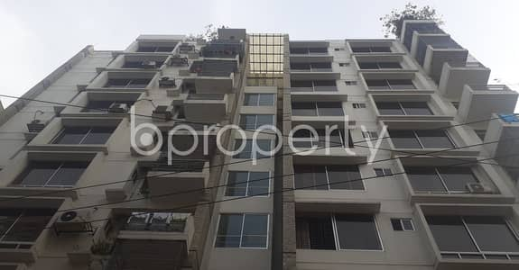 3 Bedroom Apartment for Rent in Dhanmondi, Dhaka - Start Your New Home, In This Reasonable And Comfortable 1570 Sq. Ft Flat Which Is Up For Rent In Dhanmondi , Nearby Ideal College.