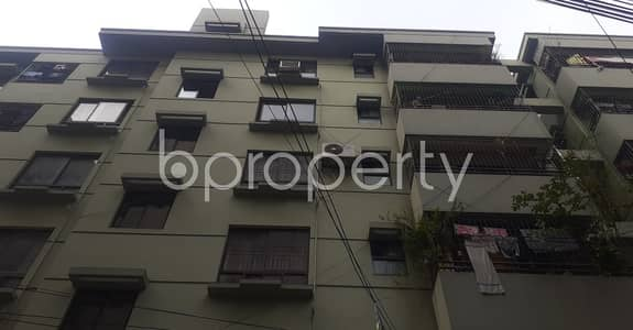3 Bedroom Flat for Rent in Dhanmondi, Dhaka - In Dhanmondi A Standard 1340 Sq. Ft Flat Is For Rent Very Next To Ideal College
